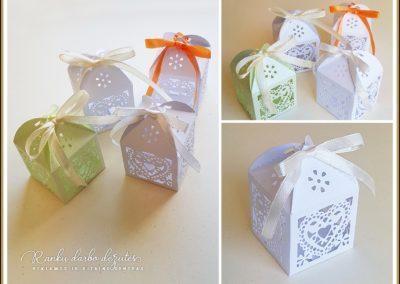 Dėžutės dovanėlėms